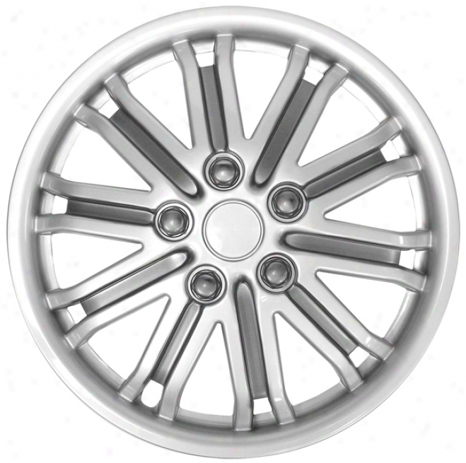 Gt-8 15'' Wheel Cover (set Of 4)