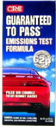 Guaranteed To Pass Emissions Test Formula (12 Oz.)