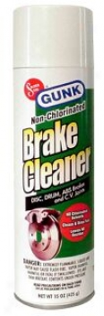 Gunk Non-chlorinated Brake Cleaner