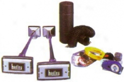 Hadley Ambassador Air Horn Kit