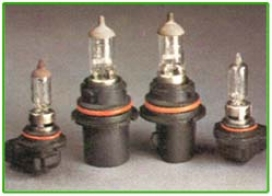 Halogen Headlight Bulbs By Greenlite
