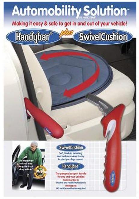 Handybar Automobility Solutions Combo Kit