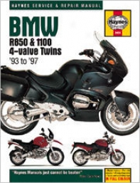 Haynes Bmw R850 & 1100 4-vallve Twins (1993-1997)