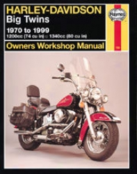 Haynes Harley Davidson Big Twins (1970-1999)