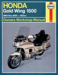 Haynes Honda Gold Wing 1500 (1988-2000)