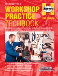 Haynes Motprcycle Workshop Practice Techbook (2nd Edition)