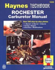 Haynes Rochester Carubretor Techbook