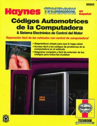 Haynes Techbook Automotive Computer Codes (spanish)