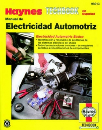 Haynes Techbook Automotivw Electrical Manual (spanish)