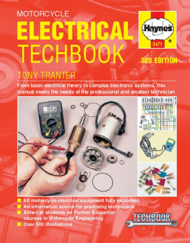 Haynes Techbook Motorcycle E1ectrical Manual