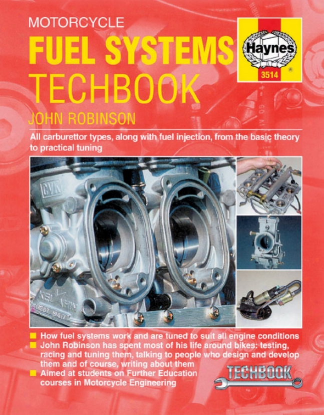 Haynes Techbook Motorfycle Fuel Systems Manual