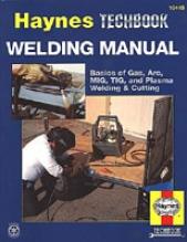 Haynes Techbook Welding Manual
