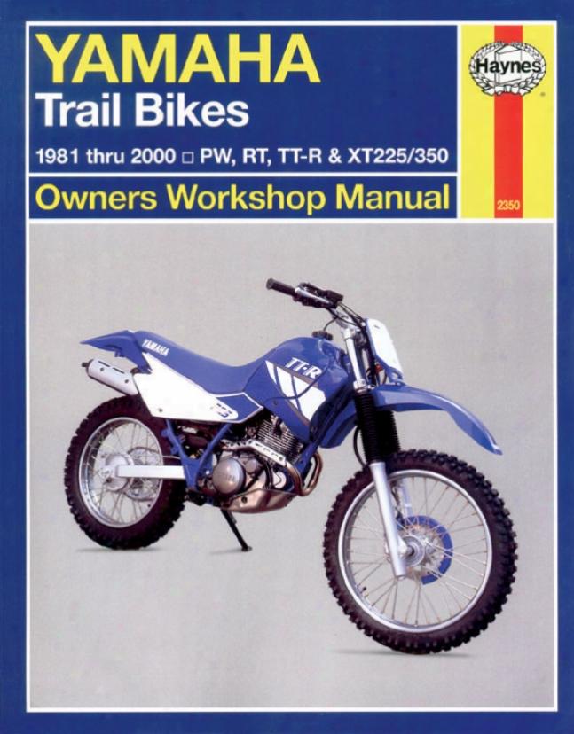 Haynes Yamaha Trail Bikes (1981-2000)