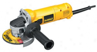 Heavy-duty 4-1/2'' (115mm) Small Angle Grinder