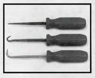 Heavy-duty Hook And Pick Set