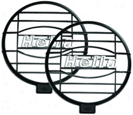 Hells 500ff Free-form Lamp Series Mesh Grille Shield (pair)