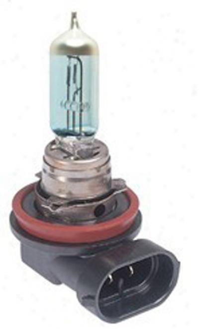 Hella High Accomplishment H9 Xenon Blue Bulbs (twin Pack)