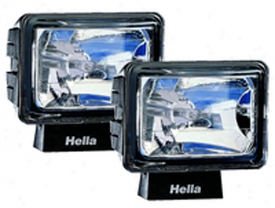 Hella Micro Free-for mFog Lamp Kit