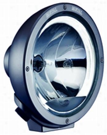 Hella Rallye 4000 Single Black Compact Driving Lamp With Celis