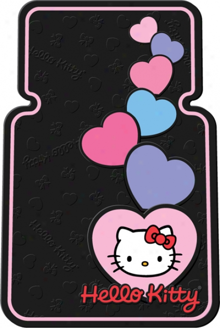 Hello Kitty Floor Mats