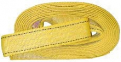 Highland 20' Heavy Duty Tow Strap