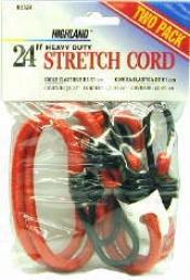 Highland 24'' Heavy Duty Stretch Cord
