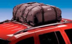 Highland Car Top Dual Luggage Set