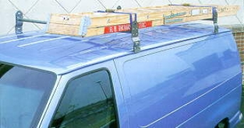 Highland Dull Duty Commercial Van Bar Carrier