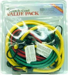 Highland Strethc Cord 20 Pc. Value Pack
