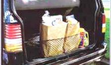 Highland Universal Bulkhead/trunk Cargo Storage Net
