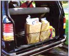 Highland Universal Hammock Style Cargo Storage Pure