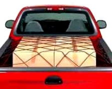 Highland Ecumenical Pickup Truck Cargo Net