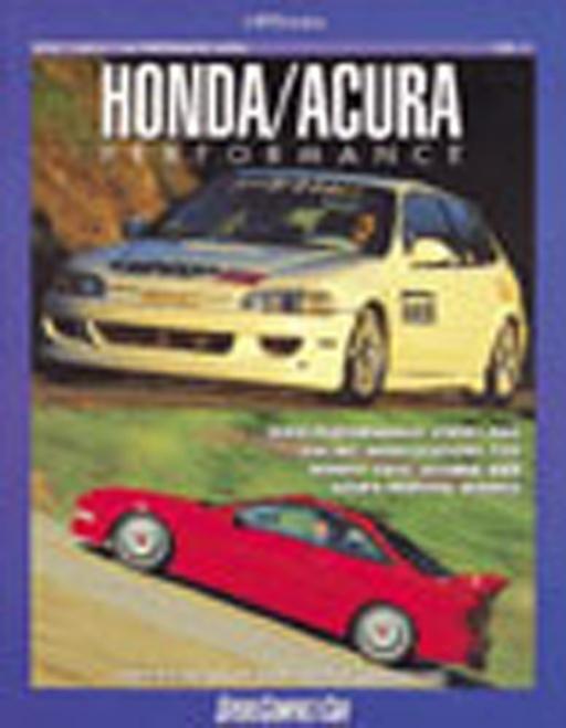 Honda/acura Performance Manual