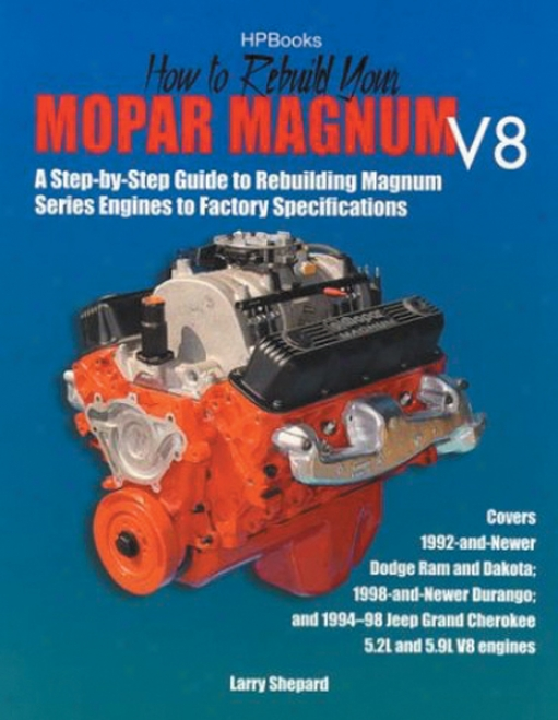 How To Rebuild Your Mopar Magnum V8