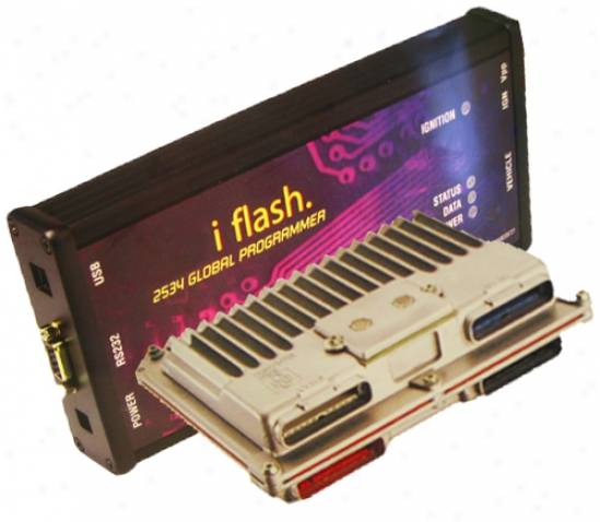 I Flash J2534 Global Programmer
