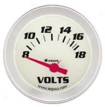 Iequus Performance 2'' Voltmeter