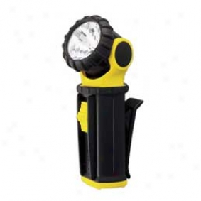 Indusrtial Swivel Flashlight 2aa