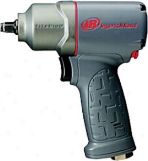 Ingersoll-rand 3/8'' Dr. Titanium Ultra Duty Air Impactool