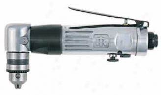 Ingersoll-rand 3/8'' Standard Duty Air Difference of direction  Reversible Drill