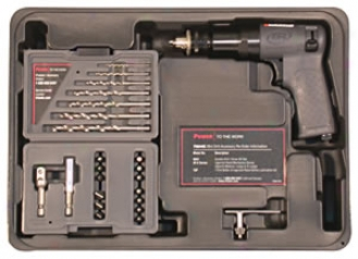 Ingersoll-ramd Mini 1/4? Drill Kit