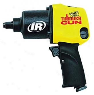 Ingersoll-rand Thunder Gun Streeet Legal - Limited Edition 1/2'' Air Impact Gun With Protective Boot