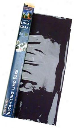 Insta-clong Limo Dark Tint Film Extra Large (26'' X 78'')