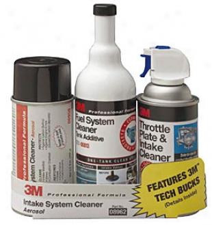 Intake System Cleaner Kit - Aerosol