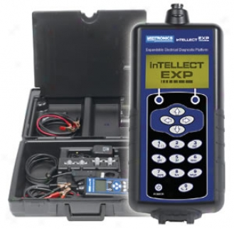 Intellect Exp Expandable Electrical Diagnostics Testr