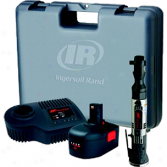 Iqv 14.4volt 3/8'' Drive Cordless Ratchet With Battery And Case