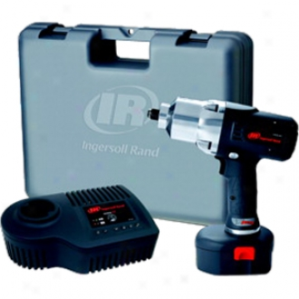Iqv 19.2 Volt 1/2'' Drive Cordless Impact Tool Kit With Battery And Case
