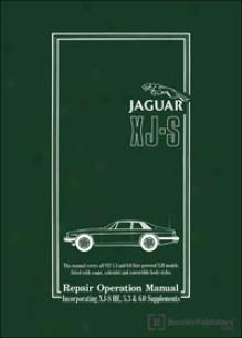 Jaguar Xjs: 1975-1988 1/2