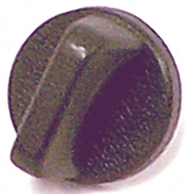 Jeep Cj Black Interior Windshield Knob