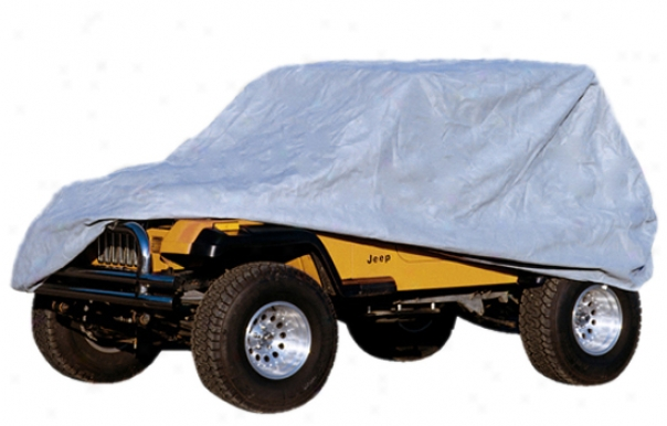 Jeep Wrangler & Cj-7 Weather Lite Full Cover