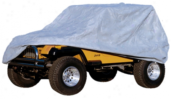 Jeep Wrangler & Cj Full Car Cover Kit